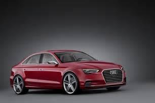 Audi A3 Sedan 2011 by 2011 Audi A3 Sedan Concepts