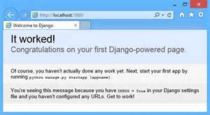 django tutorial part 7 part 6 get started with python build your first django