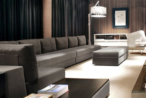 furniture and designs for modern living room decozilla gallery of bl house studio guilherme torres 5