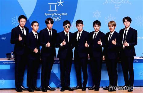 exo korean boy band boy band to appear at pyeongchang winter olympics closing