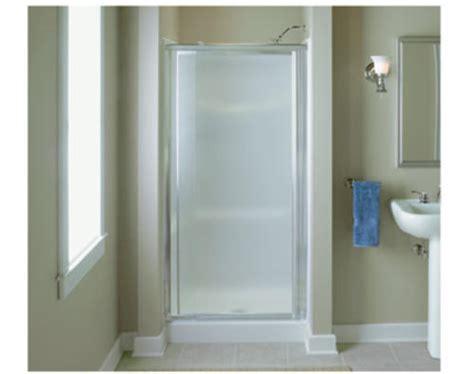 Sterling Pivot Shower Door Sterling Vista Pivot Ii Shower Door At Menards 174