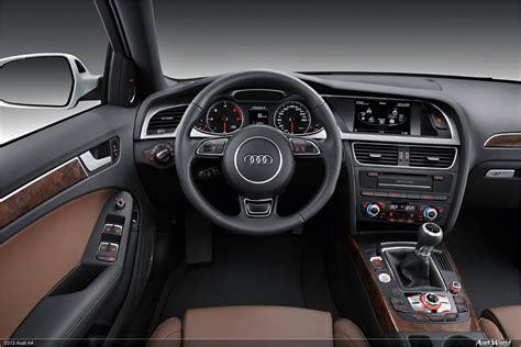 Audi B8 Interior by Audiworld Gallery A4 Interior Facelift B8