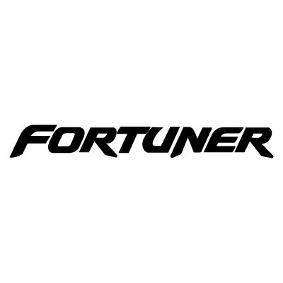 Toyota Fortuner Logo Vector Download Free