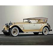 Packard Single Eight Touring 136 1924 Wallpapers 2048x1536