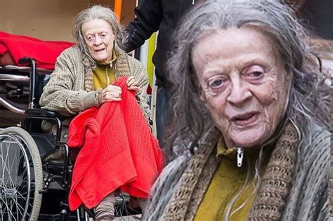 the real of the lady of the van in fame margaret fairchild dame maggie smith becomes street beggar in new bbc drama