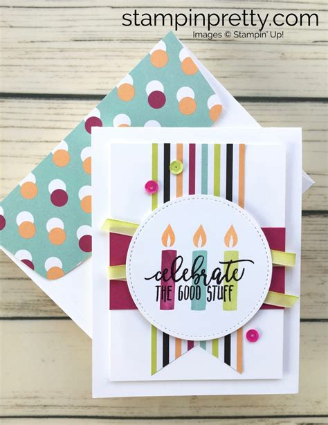 how to make a simple birthday card learn how to create this simple birthday card using