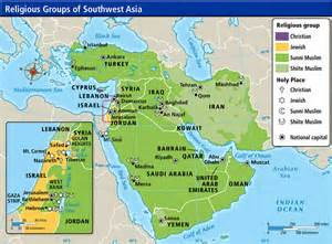 Southwestern Asia Map by Pics Photos Southwest Asia Political Map