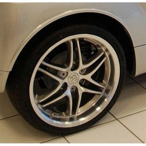 smart car brabus 15 17 quot monoblock vii alloy wheel and tire set