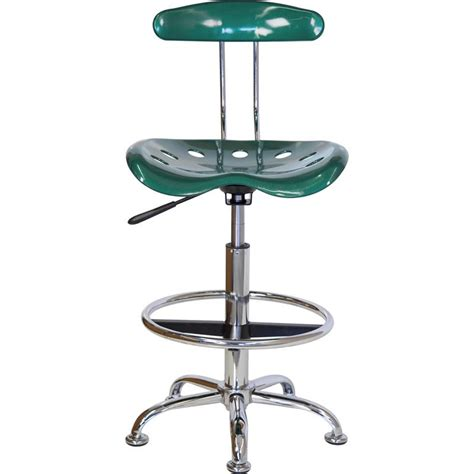 drafting bar stool bar stool tractor seat swivel color adjustable drafting