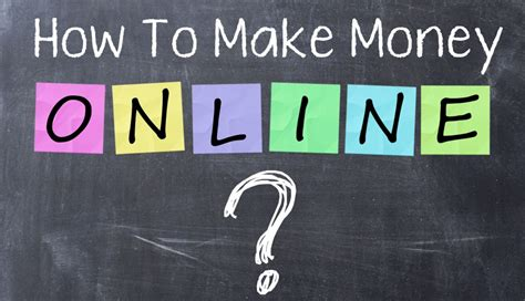 How To Make Money On Online - how to make money online with the help of digital marketing
