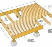 len zum selber bauen terrasse selber bauen haben sie einen plan