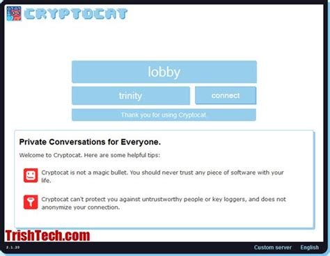 tor chat rooms how to chat securely using cryptocat