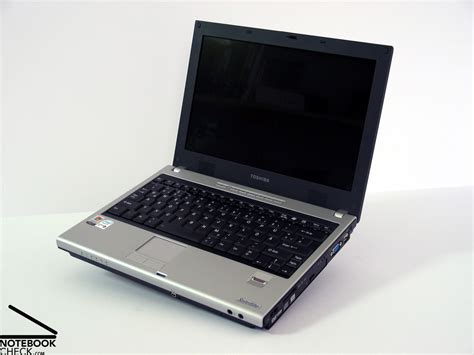 review toshiba satellite u200 196 notebook notebookcheck net reviews