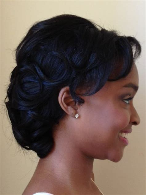 pin curls hairstyle african american african american hair pin curls articles and pictures