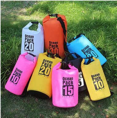 Tuban Portable Outdoor Drifting Waterproof Bag 8 5 Liter 2018 summer outdoor sport waterproof bags drifting rafting swimming storage large capacity