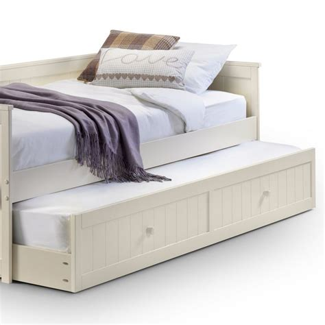 Pull Out Bunk Bed Wooden Day Bed With Pull Out Bed 163 249 Home Organization Bedrooms