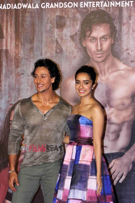film india baaghi photos trailer launch of film baaghi pictures images