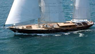 Luxe Interiors Magazine Roxane Superyacht Luxury Sail Yacht For Sale With Burgess
