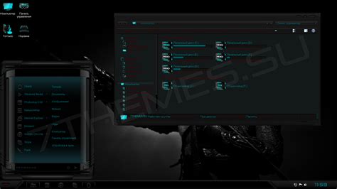 killer themes for windows 7 тема quot predator killers quot для windows 7