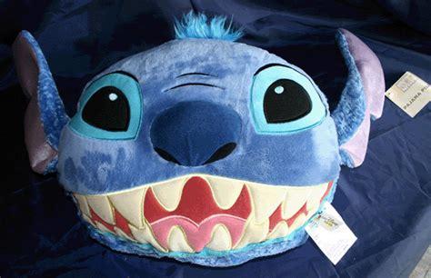 Stich Pillow by Disney Stitch Pillow Disney Stitch Collectible Pillow Ebay