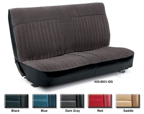 s10 bench seat velour front bench seat reupholstery kits 1982 93 chevy