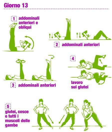 esercizi per glutei da fare a casa gli esercizi fai da te