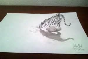 3d drawing 3d drawing art music photo paint pinterest