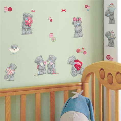 tatty teddy wall stickers 103 best tatty teddy images on
