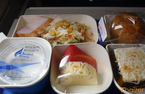 Flying with Bangkok Airways