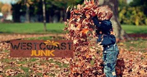 backyard cleanup services trash hauling 5 fall yard cleanup inspirations west