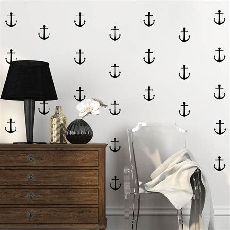 Stickers Tapisserie by Sticker Effet Tapisserie Ancre