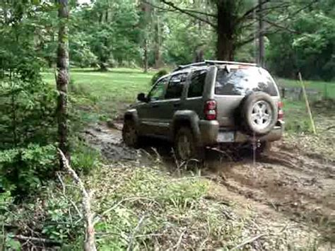 2005 jeep liberty water jeep liberty crd roading