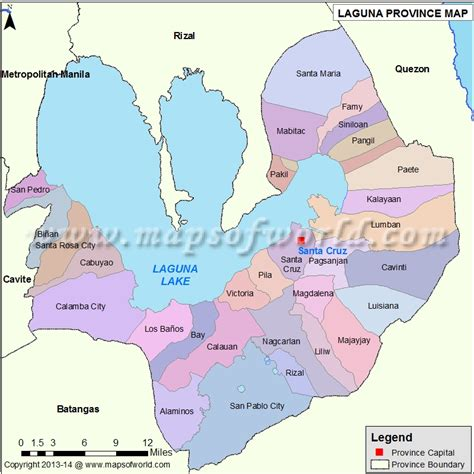 map of laguna laguna map map of laguna province philippines