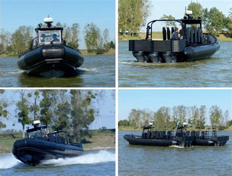 sillinger boat sillinger to provide brazilian police special forces with