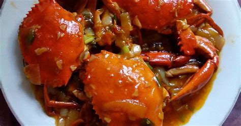 Pouch Saus Sambal Aku 1 Kg resep kepiting saus padang oleh pranita yuliana cookpad