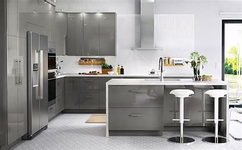 Kitchen Islands Stainless Steel by Ikea Kitchen Pictures Ikea Ringhult Kitchen Ikea Ryssby Kitchen Ideas Graindesigners Com