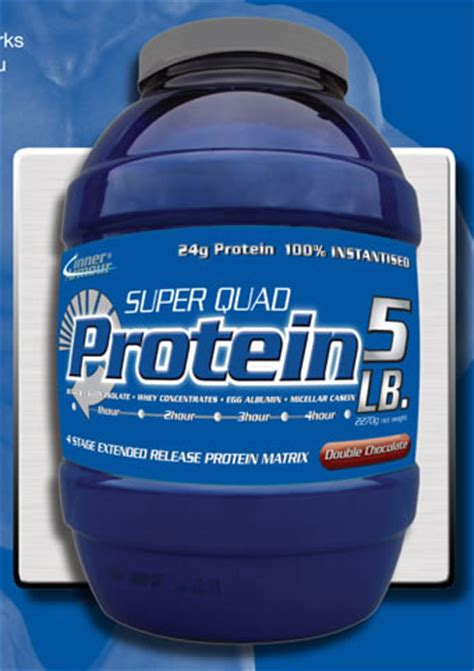 Whey Protein Inner Armour inner armour superquad