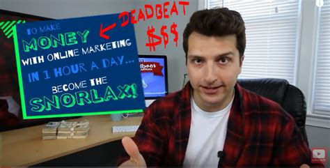Make Money With Online Marketing - make money with online marketing in one hour per day deadbeat university