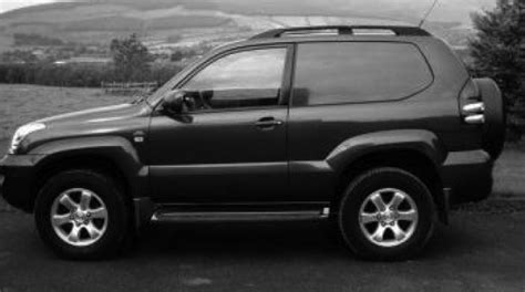 toyota jeep black toyota landcruiser stolen from mountpleasant of the