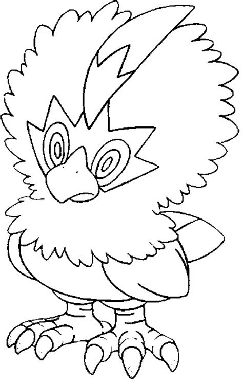 morning kids net coloring pages pokemon coloring pages pokemon rufflet drawings pokemon
