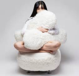 hugging sofa means you ll never be alone again bored panda
