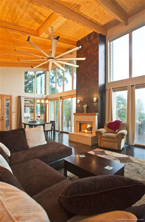 family room ceiling fans ceiling fan contemporary family room louisville
