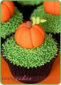 Easy adorable thanksgiving cupcake decorating ideas