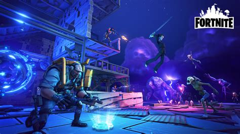Fortnite Release Date PS4   Expected Next Year With New