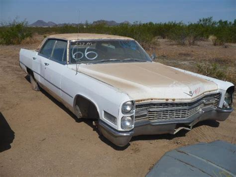 1966 Cadillac Parts by 1966 Cadillac Sedan 66ca3883d Desert Valley