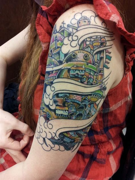 138 best images about tattoos studio ghibli inspired on