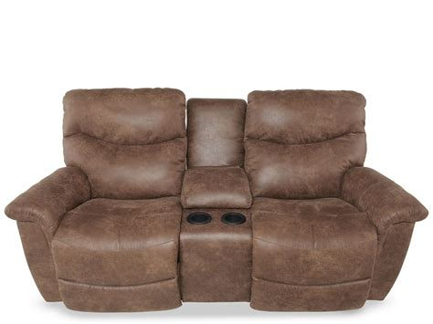 double chair recliner double recliner la z boy mathis brothers