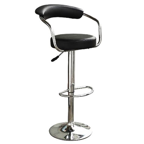 Swivel Breakfast Bar Stools Black Chrome Swivel Bar Kitchen Breakfast Stools Chair