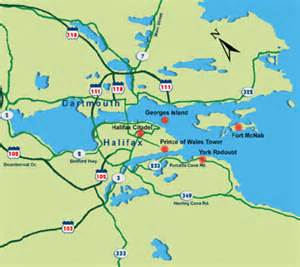 map of new york and canada parks canada york redoubt national historic site how