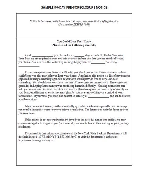 Best Photos Of 90 Day Notice Letter Sle Collection Demand Letter Free 30 Day Notice To Free Foreclosure Letter Template